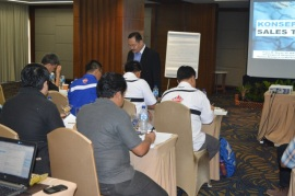 Mentoring Distributorship Management
